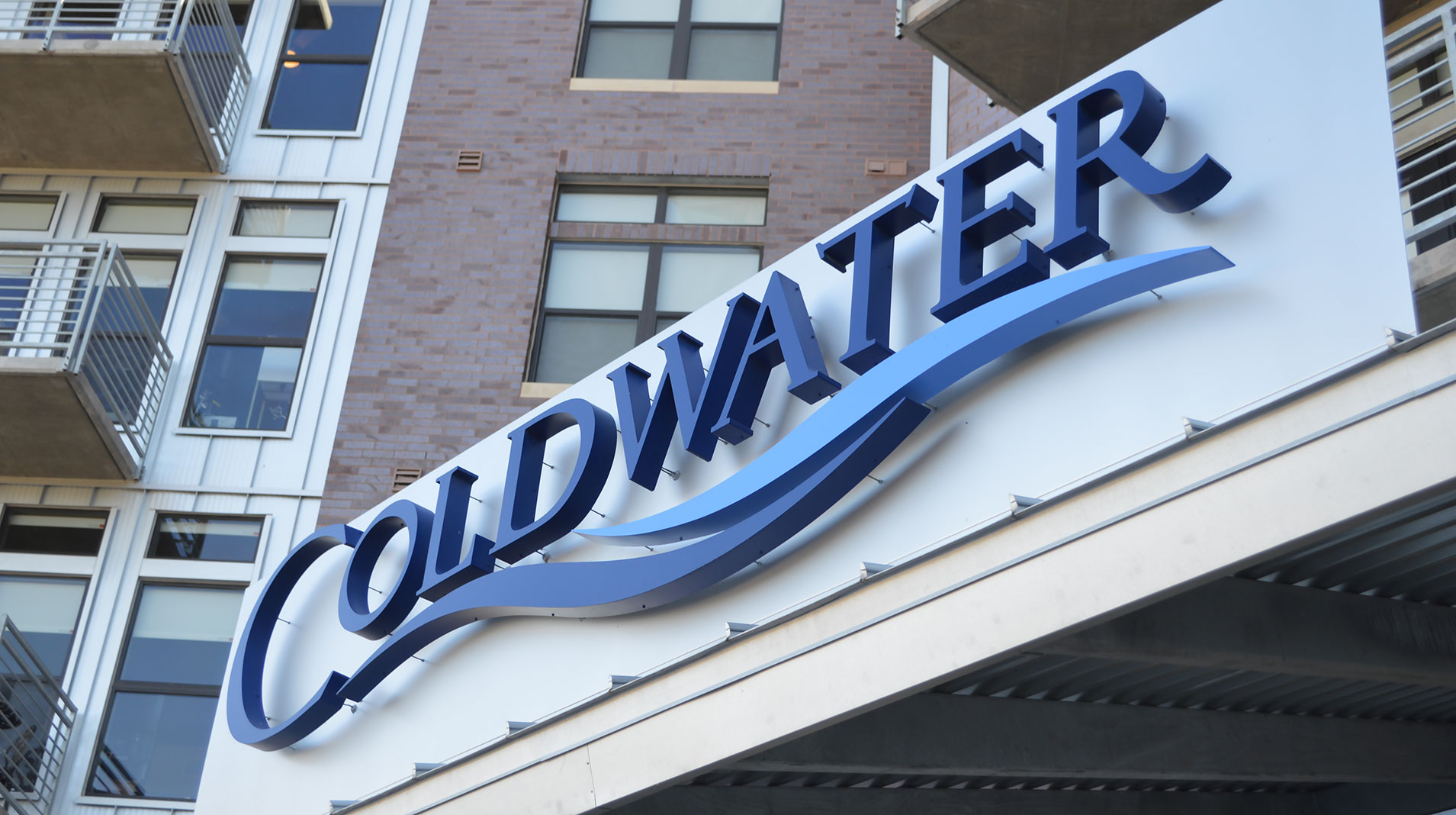 Coldwater Signage