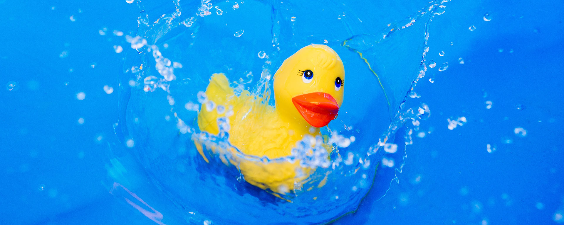 Magic Water Systems Rubber Duck